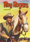 Cover for Roy Rogers (Serieforlaget / Se-Bladene / Stabenfeldt, 1954 series) #3/1954