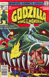 Cover for Godzilla (Marvel, 1977 series) #3 [30¢]