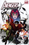 Cover Thumbnail for Avengers: The Children's Crusade (2010 series) #1 [Limited Partial Sketch Variant]