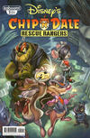 Cover for Chip 'n' Dale Rescue Rangers (Boom! Studios, 2010 series) #5 [Cover A]