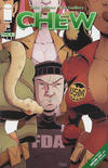 Cover for Chew (Image, 2009 series) #18