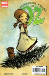 Cover for The Wonderful Wizard of Oz (Marvel, 2009 series) #1 [Second Printing]