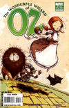 Cover for The Wonderful Wizard of Oz (Marvel, 2009 series) #1 [Book Market Variant]