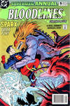 Cover Thumbnail for Adventures of Superman Annual (1987 series) #5 [Newsstand]