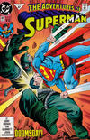 Cover for Adventures of Superman (DC, 1987 series) #497 [2nd Printing]