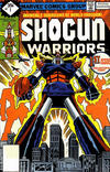 Cover for Shogun Warriors (Marvel, 1979 series) #1 [non-newsstand bagged]