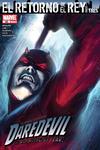 Cover for Daredevil, el hombre sin miedo (Editorial Televisa, 2009 series) #46