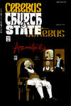 Cover for Cerebus Church & State (Aardvark-Vanaheim, 1991 series) #12