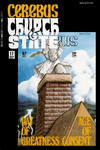 Cover for Cerebus Church & State (Aardvark-Vanaheim, 1991 series) #17