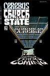 Cover for Cerebus Church & State (Aardvark-Vanaheim, 1991 series) #18