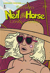 Cover for Neil the Horse Comics and Stories (Aardvark-Vanaheim, 1983 series) #8
