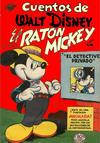 Cover for Cuentos de Walt Disney (Editorial Novaro, 1949 series) #21