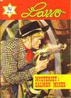 Cover for Lasso (Serieforlaget / Se-Bladene / Stabenfeldt, 1962 series) #2/1965