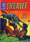 Cover for Sheriff (Serieforlaget / Se-Bladene / Stabenfeldt, 1959 series) #1/1960