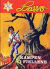 Cover for Lasso (Serieforlaget / Se-Bladene / Stabenfeldt, 1962 series) #3/1973