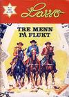 Cover for Lasso (Serieforlaget / Se-Bladene / Stabenfeldt, 1962 series) #2/1974