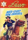 Cover for Lasso (Serieforlaget / Se-Bladene / Stabenfeldt, 1962 series) #4/1971