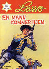 Cover for Lasso (Serieforlaget / Se-Bladene / Stabenfeldt, 1962 series) #1/1971
