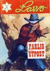 Cover for Lasso (Serieforlaget / Se-Bladene / Stabenfeldt, 1962 series) #4/1969