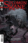 Cover for Solomon Kane: Red Shadows (Dark Horse, 2011 series) #1 [Cover A]
