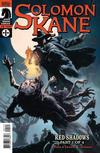 Cover for Solomon Kane: Red Shadows (Dark Horse, 2011 series) #1 [Cover B]