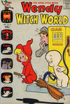 Cover for Wendy Witch World (Harvey, 1961 series) #17
