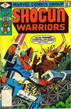 Cover for Shogun Warriors (Marvel, 1979 series) #3 [non-newsstand bagged]