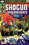 Cover for Shogun Warriors (Marvel, 1979 series) #11 [Direct Edition]