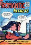 Cover for Romantic Secrets (Charlton, 1955 series) #5