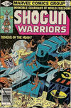 Cover for Shogun Warriors (Marvel, 1979 series) #13 [Direct Edition]