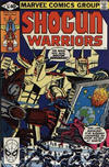 Cover for Shogun Warriors (Marvel, 1979 series) #14 [direct edition]