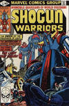 Cover for Shogun Warriors (Marvel, 1979 series) #16 [direct edition]