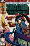Cover for Shogun Warriors (Marvel, 1979 series) #19 [direct edition]