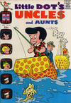 Cover for Little Dot's Uncles and Aunts (Harvey, 1961 series) #15