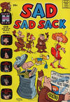 Cover for Sad Sad Sack World (Harvey, 1964 series) #5