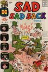 Cover for Sad Sad Sack World (Harvey, 1964 series) #12