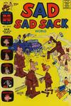 Cover for Sad Sad Sack World (Harvey, 1964 series) #23