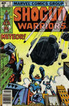 Cover for Shogun Warriors (Marvel, 1979 series) #12