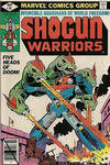 Cover for Shogun Warriors (Marvel, 1979 series) #10 [direct edition]