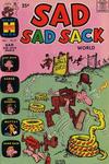 Cover for Sad Sad Sack World (Harvey, 1964 series) #27