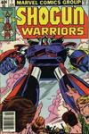 Cover for Shogun Warriors (Marvel, 1979 series) #7
