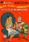 Cover for Cuentos de Walt Disney (Editorial Novaro, 1949 series) #29