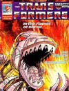 Cover for Transformers (Marvel UK, 1984 series) #32