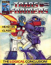 Cover for Transformers (Marvel UK, 1984 series) #40