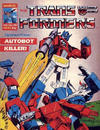 Cover for Transformers (Marvel UK, 1984 series) #39