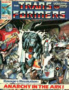 Cover for Transformers (Marvel UK, 1984 series) #42