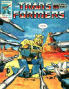 Cover for Transformers (Marvel UK, 1984 series) #43