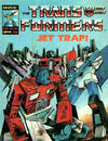 Cover for Transformers (Marvel UK, 1984 series) #44