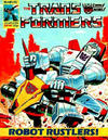 Cover for Transformers (Marvel UK, 1984 series) #49