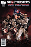 Cover for Ghostbusters: Con-Volution (IDW, 2010 series) #[nn] [Cover B]